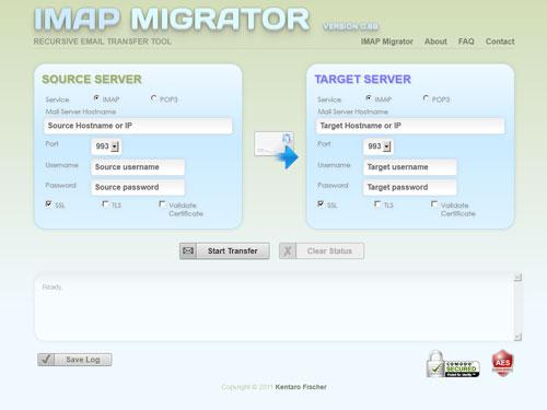 IMAP Migrator