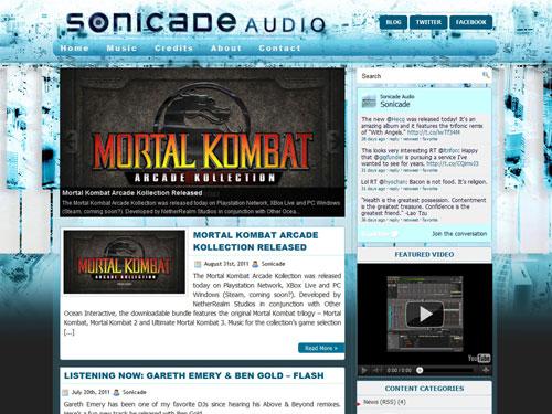 Sonicade Audio